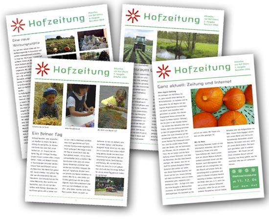 Hof Ehlers Hofzeitung